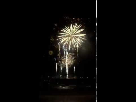 Fireworks - Celebrating General Mills