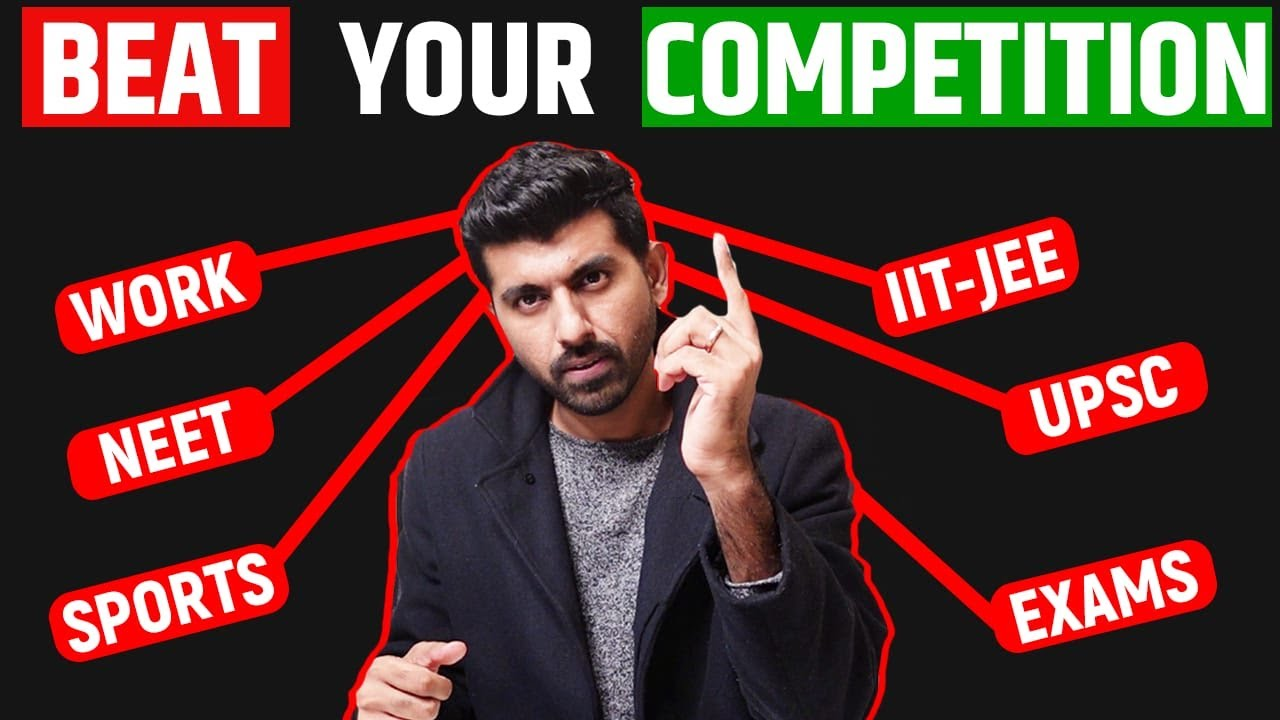 Download How to BEAT your Competition   Shwetabh Motivation