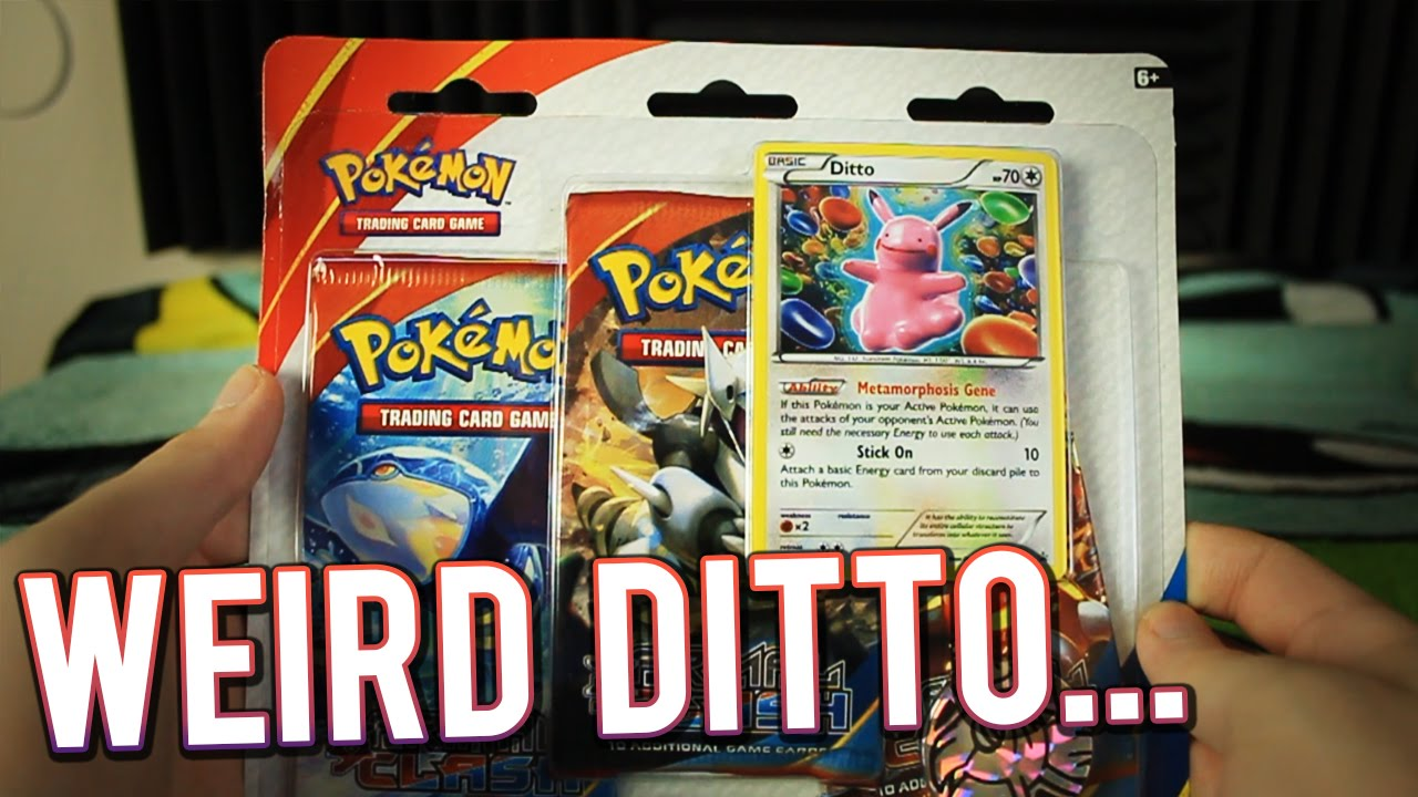 Ditto Card