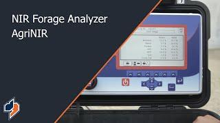 NIR Forage Analyzer - AgriNIR™
