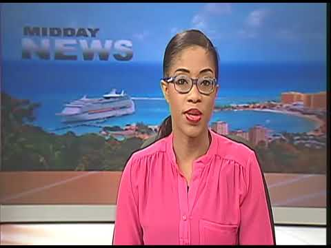 Peter Phillips Flash Middle Fingers in House of Representatives - TVJ Midday News - April 25 2018