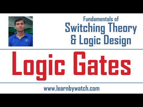 Logic Gates by Raj Kumar Thenua (Hindi / Urdu)