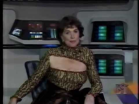 "ET Interview: ""The Women of Star Trek"" with Majel Barrett (Jan. 04, 1993)"