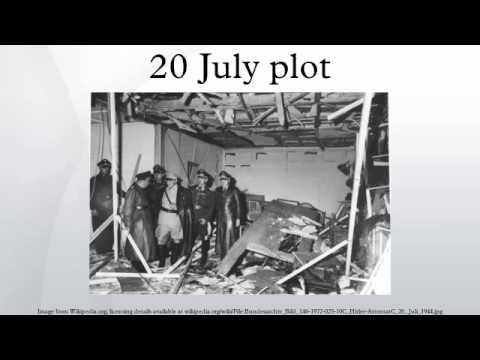 20 July plot