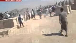 شهيد حادث مدينة نصر الإرهابي يصل إلى قريته بمنشأة الحاج في بني سويف