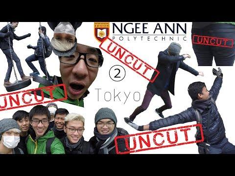 EP  2 | Kronole UNCUT | Tokyo