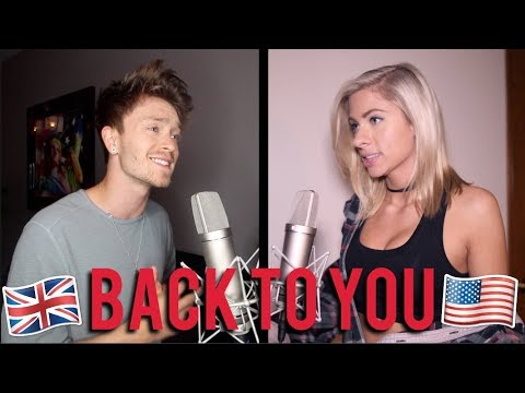 Louis Tomlinson - Back To You ft. Bebe Rexha (Andie Case & Connor Ball, The Vamps Cover)