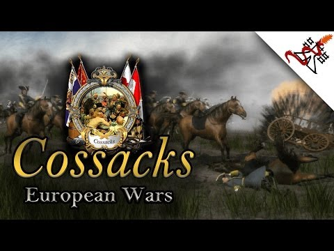 Cossacks - English Capers | Caribbean Pirates | European Wars [1080p/HD]