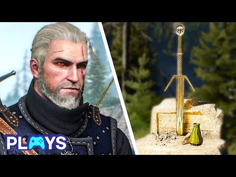 Top 8 Witcher 3 Details it took Fans Years to Find | MojoPlays