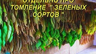 ДНЕВНИК ТАБАКОВОДА № 36 ( 28.07.  Отдельно о томлении \