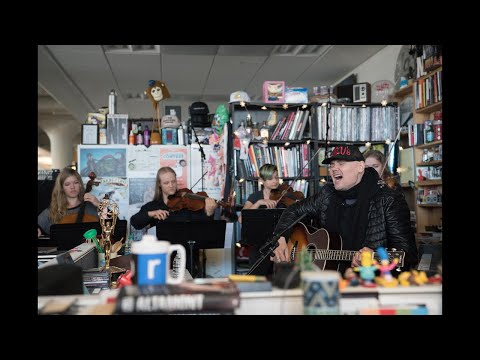 Billy Corgan: NPR Music Tiny Desk Concert