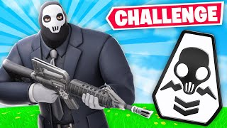 THE SHADOW AGENT CHALLENGE