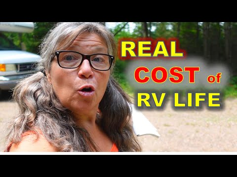 How Much It Really Costs To Live In An Rv Or Van Revisited
