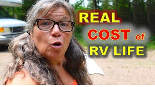 How Much it Really Costs to Live in an RV or Van - Revisited Budget, Year 2