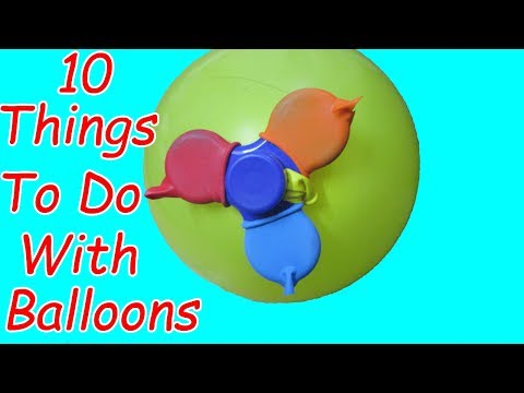 10 Incredible Things You Can Do With Balloon
