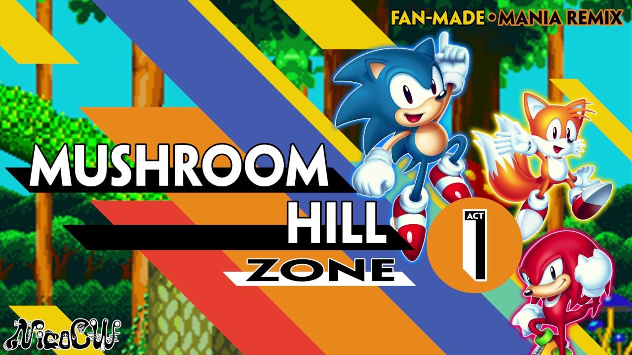 Mushroom Hill Act 1 - Sonic Mania Remix