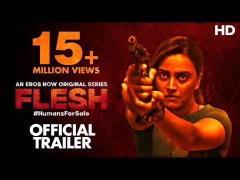 FLESH Official Trailer   Eros Now Originals   Swara Bhasker   21st August