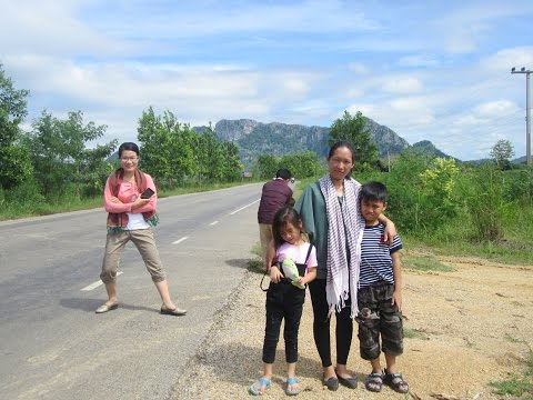 Pailin Province - Battambang Province - Banteay Meanchey Province | Cambodia Travel in 3 Provinces