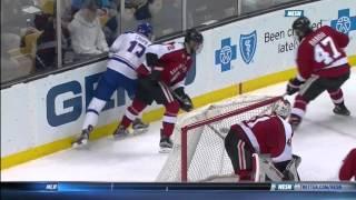 Hockey East Championship - Northeastern vs. UMass Lowell - 3/19/2016
