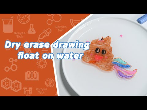 Is It Possible to Draw on Water
