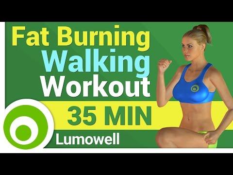 Fat Burning Walking Workout