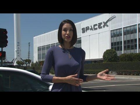 SpaceX sidesteps ban on working w/ taikonauts