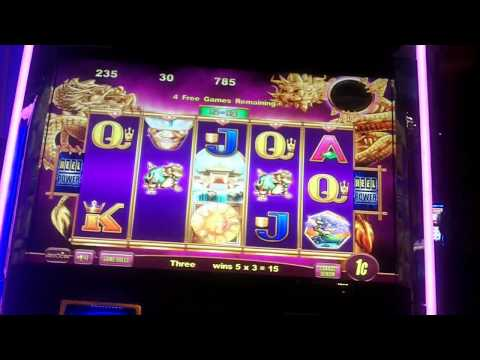 Imperial House Slot Bonus - Aristocrat