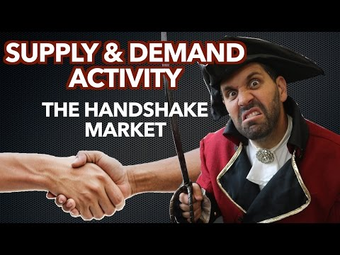 The Handshake Market: Supply & Demand Activity