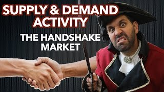 The Handshake Market: Supply & Demand Activity