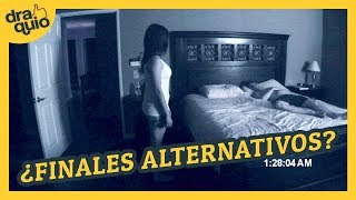 10 Curiosidades de Actividad Paranormal (Paranormal Activity)