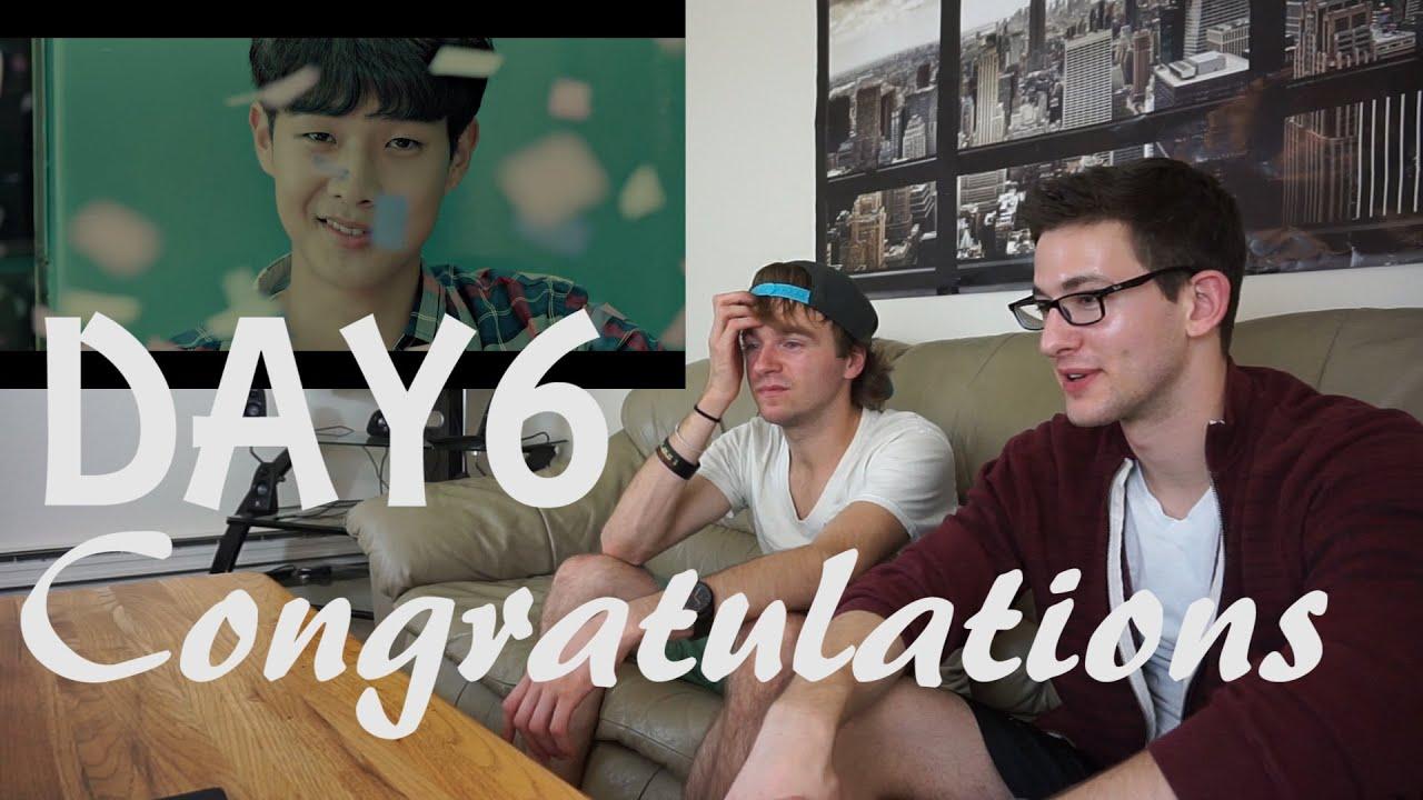 Day6 Congratulations