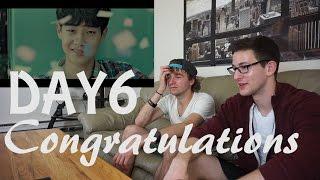 "Video DAY6 - ""Congratulations"" MV Reaction download MP3, 3GP, MP4, WEBM, AVI, FLV Maret 2018"