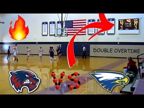 best-double-overtime-basketball-game-ever-(buzzer-beater-bonanza)