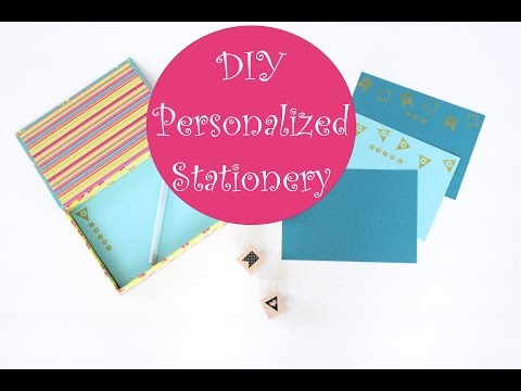 how-to-craft:-cheap-and-adorable-diy-personalized-stationery!