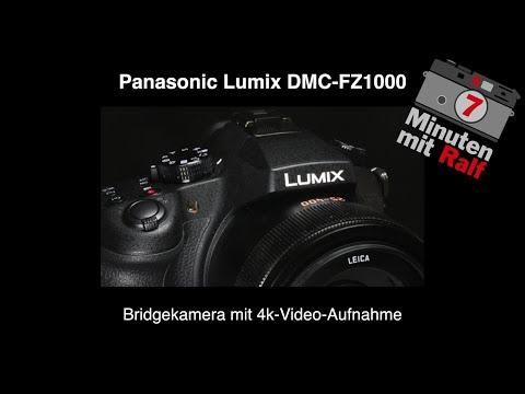 7 Minuten Mit Ralf – Panasonic Lumix DMC-FZ1000 (Deutsch)