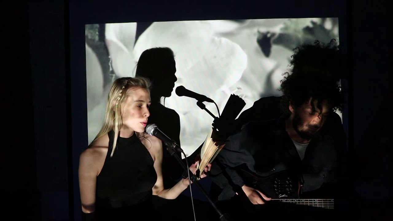 Lin Cortés - Video poema de Neruda con Olivia Baglivi.