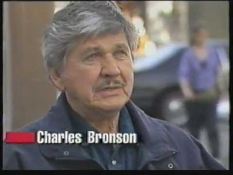 Charles Bronson interview 1993