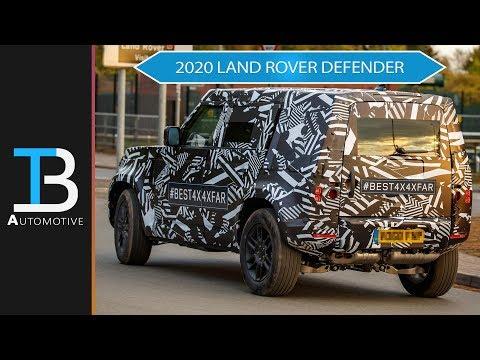 New 2020 Range Rover Evoque | Design | Land Rover USA