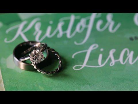 Palo Alto Wedding Film   Four Seasons Silicon Valley   Lisa + Kristofer