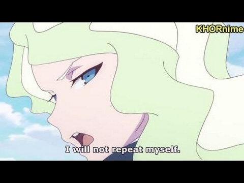 Diana Is Actually A Tsundere   Little Witch Academia   Funny Anime Moments HD