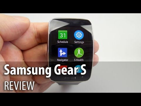 Samsung Gear S Review în Limba Română (Smartwatch 3G Samsung) - Mobilissimo.ro