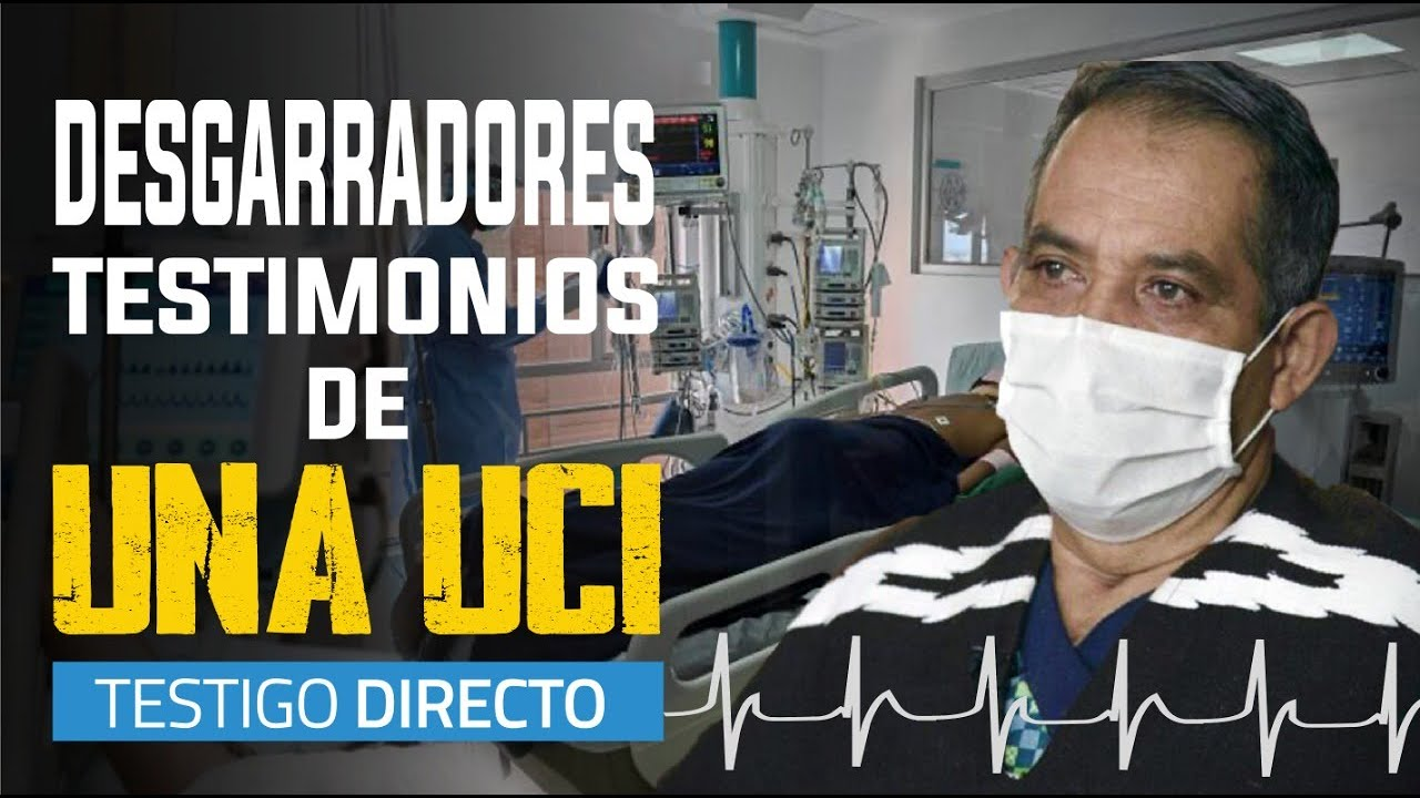Sobrevivientes: el drama de quienes llegan a una UCI con Covid-19 - Testigo Directo