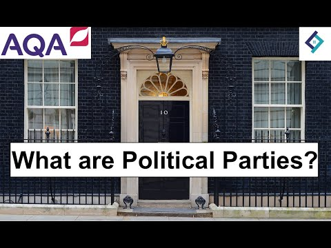 What are Political Parties? - UK Politics