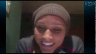 Skype interview with two sport olympian LoLo Jones