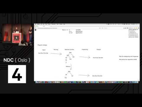 Live Lambda Calculus - Einar W. Høst & Jonas Winje