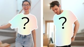 COUPLES OUTFIT BUYING CHALLENGE