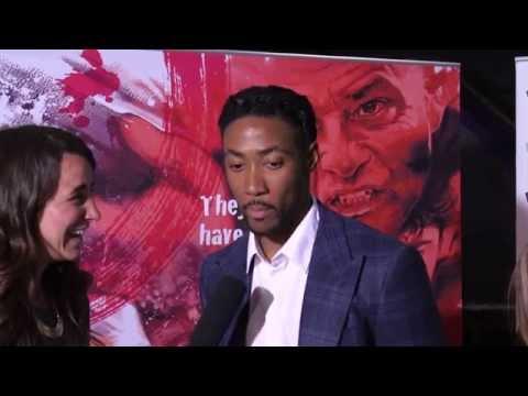 Brash Young Turks | PAUL CHIEDOZIE Movie Premiere Interview