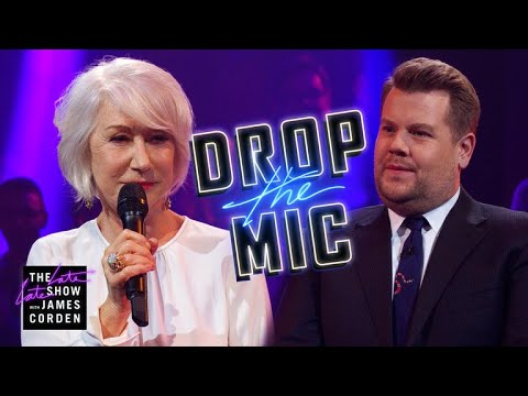 Drop the Mic w/ Helen Mirren