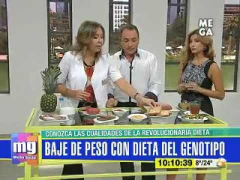 Dieta del Genotipo en Mucho Gusto, Genotipo Recolector
