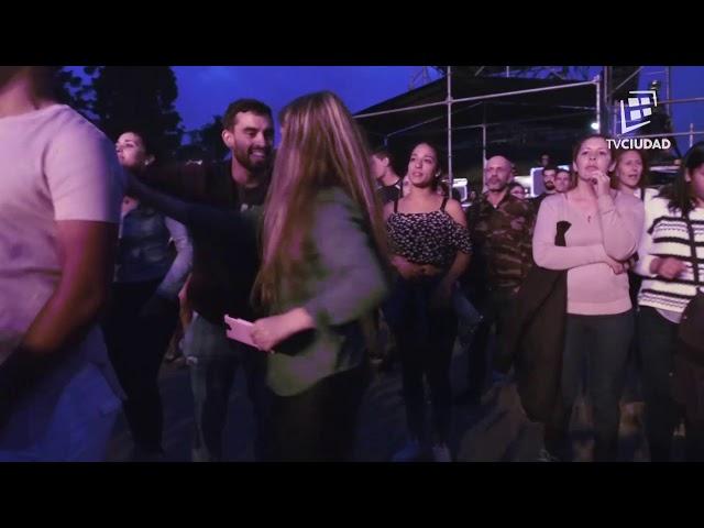 Montevideo Tropical 2017 por TV Ciudad - Vueltas y vueltas